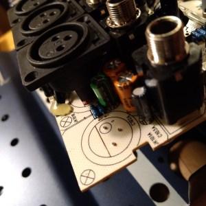 Soundcraft Notepad Mixer Repair – JEREMY DEPRISCO