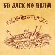 Réalisation de la pochette de l'album «Ballades sur le Styx» du groupe «No Jack No Drum».