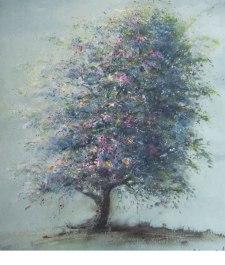 """May tree £600 9""""x 11"""""""