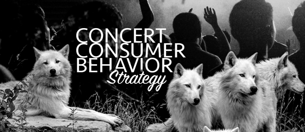 The use of concert consumer behavior in entertainment venues.
