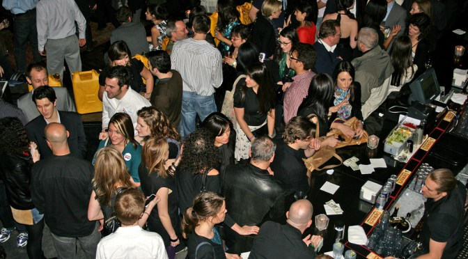 Don't be so humble, you're not that great: Addressing Tweetup Behavior.