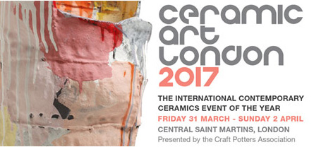 Ceraamic Art London 2017
