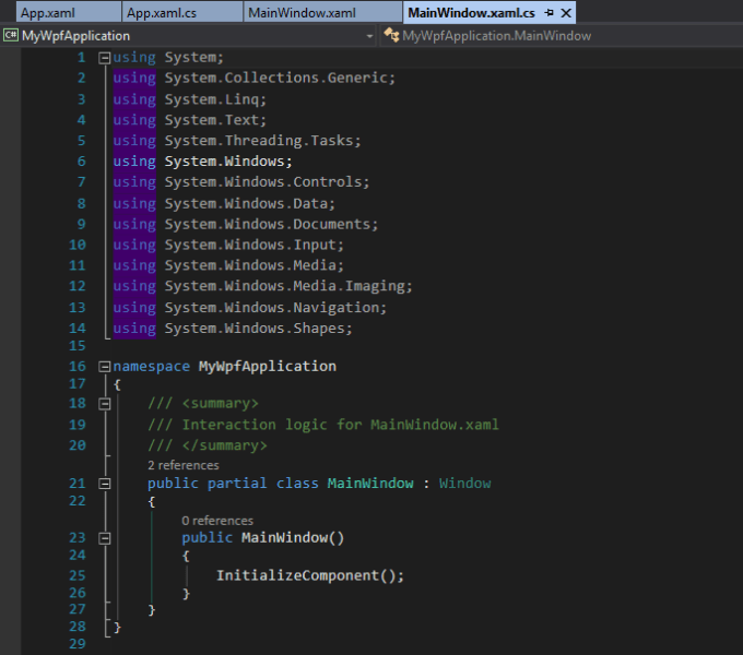 new-wpf-application-code-behind