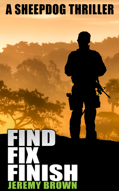 FIND > FIX > FINISH