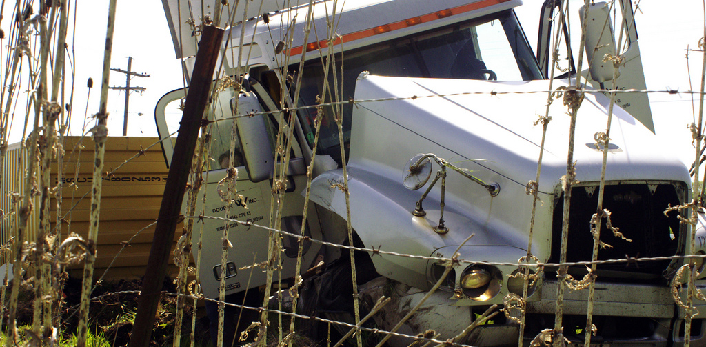 Recoverable Damages for a Motor Carrier following an MVA