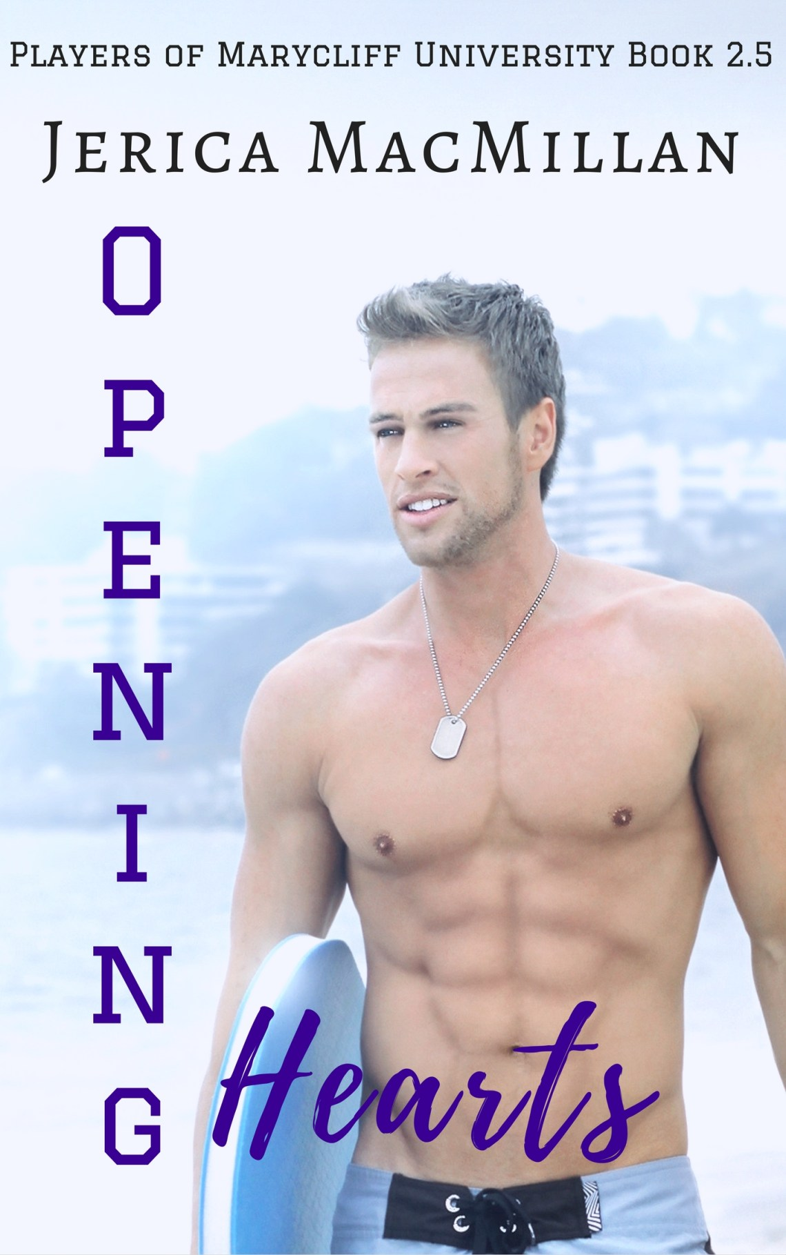 Opening Hearts Ebook Cover