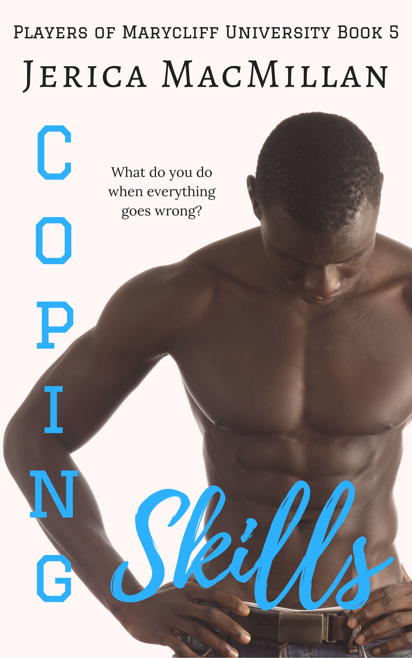 Coping Skills Cover Reveal