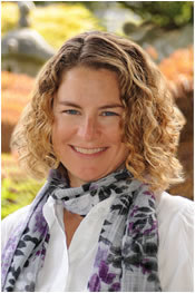 Johanna Wickie, MBA, Graduate Intern Counsellor