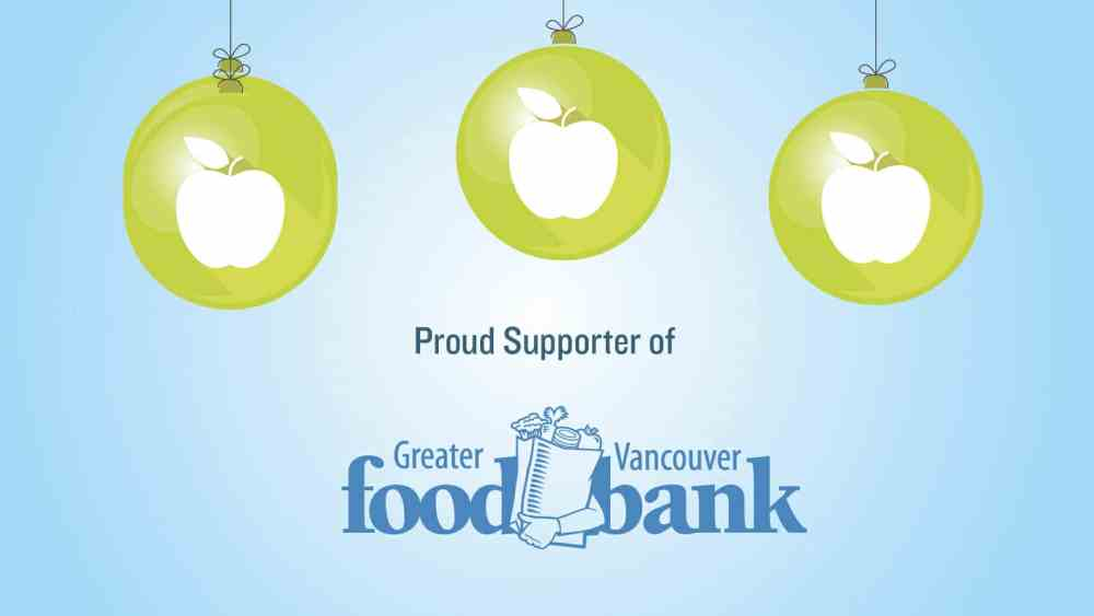 Jericho Counselling is a proud sponsor of the Greater Vancouver Food Bank
