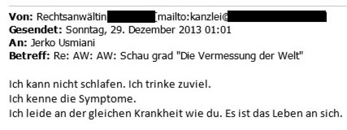 Kluge E-Mail-Betreffzeilen datieren