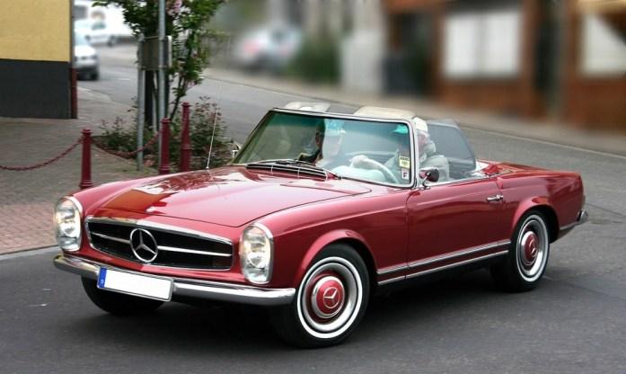 Mercedes-1970