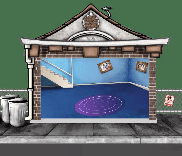 Jerky Boys House