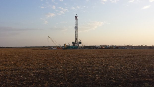 Drilling Rig Oklahoma