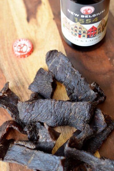 King County's Smoked Jerky