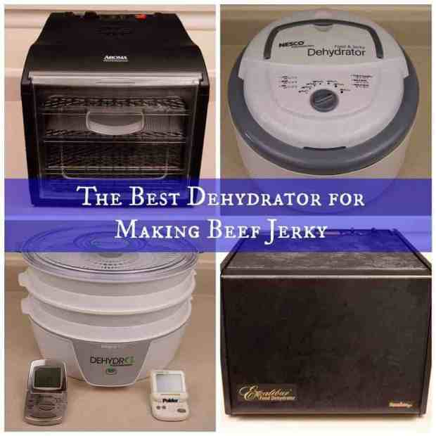 Top Selling Dehydrator Reviews! Find out which dehydrator is the BEST for making homemade beef jerky like a real professional.