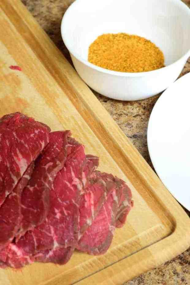steak dry rub beef jerky jerkyholic. Black Bedroom Furniture Sets. Home Design Ideas