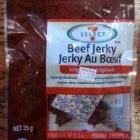 Review: 7 Select Original Beef Jerky (C)