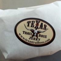 Review:  Texas Trail Boss Original Beef Jerky (B+)