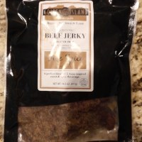 Review:  Golden Island All-Natural Five Spice Beef Jerky (C+)