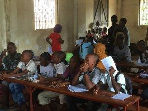 onderwijs Tanzania 2016
