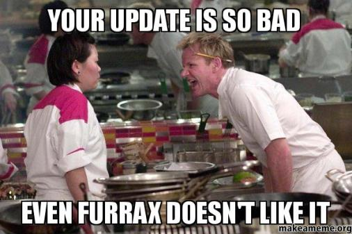 your-update-is