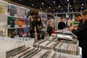 Utrecht, 2014 | Mega Platen en cd Beurs