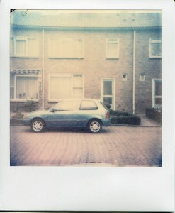 Assen, 2013 | Polaroid 660 AF | Impossible 680 Color Shade