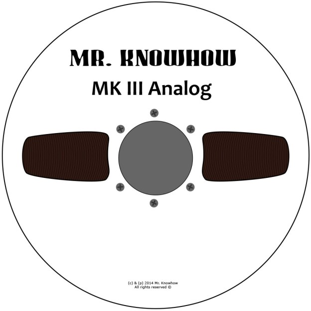 Mr.Knowhow – MKIII Analog EP (disc)_1000