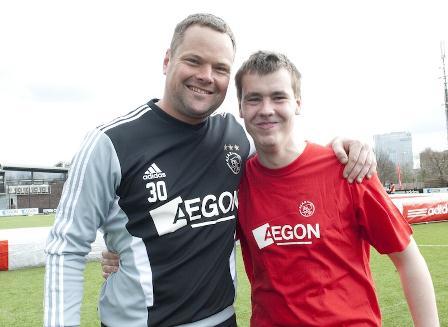 2012-04-03 Jarek en Jeroen Verhoeven