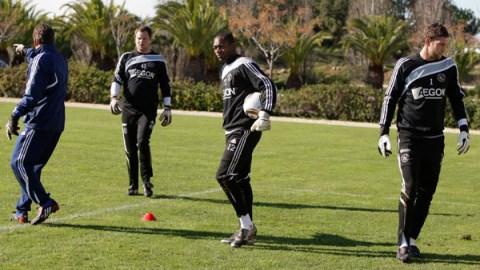 """Jeroen Verhoeven stapt met """"Voldaan gevoel na training in Portugal"""""""