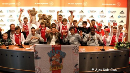 Afloop persconferentie kidsclub