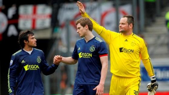 jeroen verhoeven Willem II – Ajax 1-3