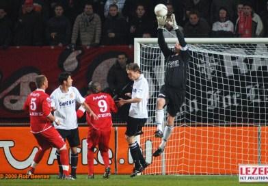 Jong FC Volendam speelt gelijk tegen Jong Sparta Rotterdam