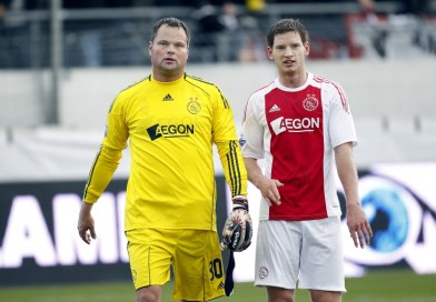 """Jeroen Verhoeven uitgeroepen tot cultkeeper van Ajax: """"Toch iets achtergelaten"""""""
