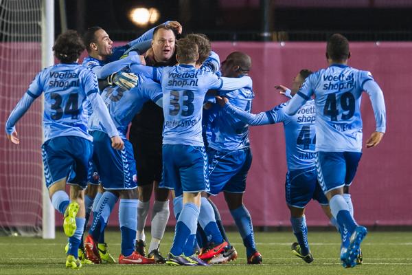 20140127Jong Almere City FC - Jong FC Utrecht 023