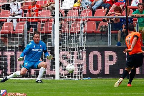 FC Utrecht – Dundee United jeroen verhoeven