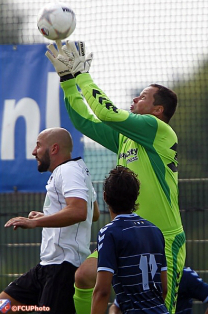 FC Utrecht wint Jeroen Verhoeven