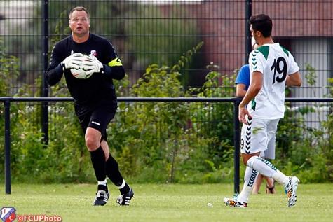 FC Utrecht - Konyaspor  jeroen verhoeven