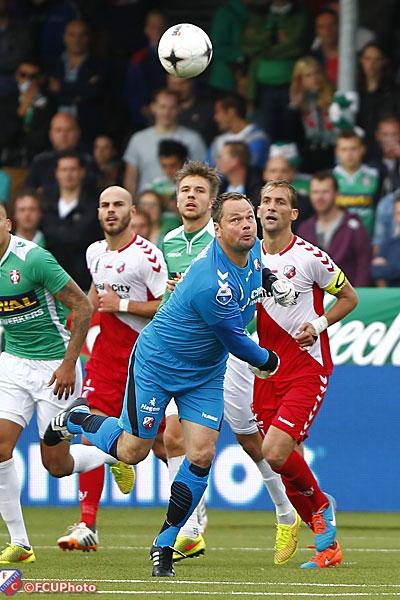 FC Doredrecht fc Utrecht Jeroen verhoeven