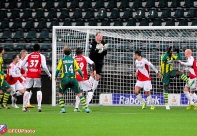 Jong ADO Den Haag – Jong FC Utrecht 1-2 (1-0)