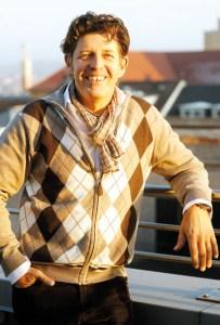 Dr. Gerdum Enders, Zeichenforscher aus Kassel. Foto: Mario Zgoll