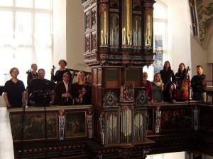 Ensemble Weser-Renaissance, Bremen. Foto: Gottorf
