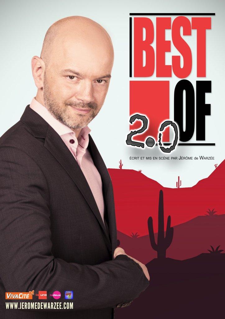 Jerome de Warzee - BEST OF 2.0