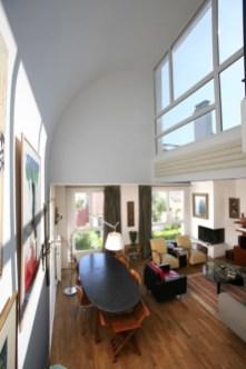 Maison contemporaine Sèvres séjour