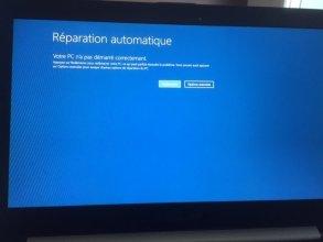 réparation automatqie