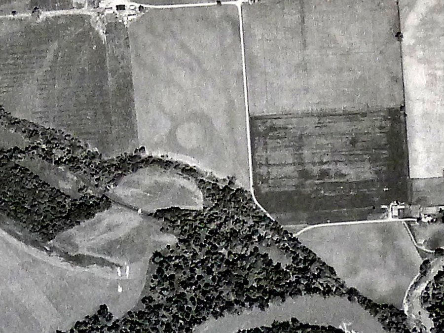 The Scippo-Scioto Earthworks, A newly Discovered Earthwork in Pickaway County, Ohio