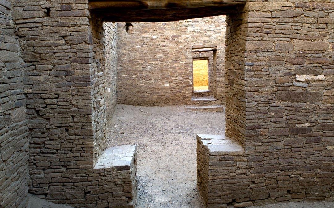 Chaco Canyon's Pueblo Bonito ruin