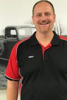 Greg Pasychny - Service Manager