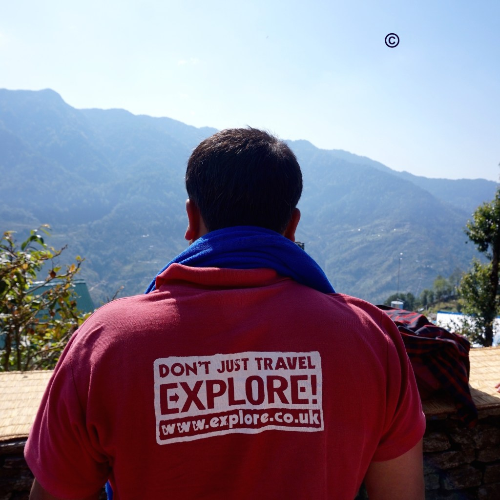 Explore the world Nepal Philosophie de voyage ou vacancess