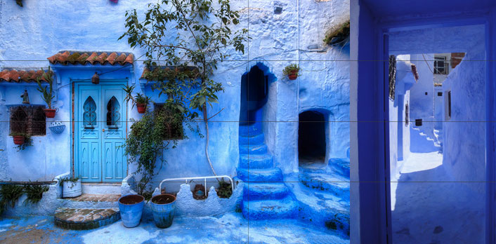 Wonder in Chefchaouen